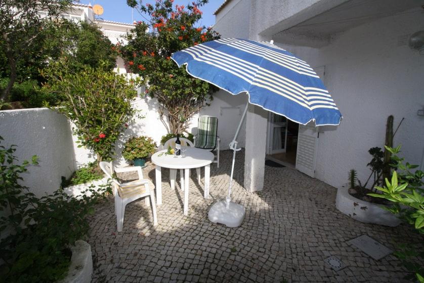 Luz Beach Townhouse Algarve Villa Rentals 1