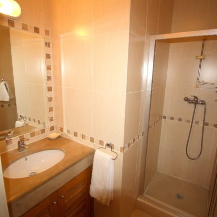 Sossego Shower Room Algarve Villas Luz