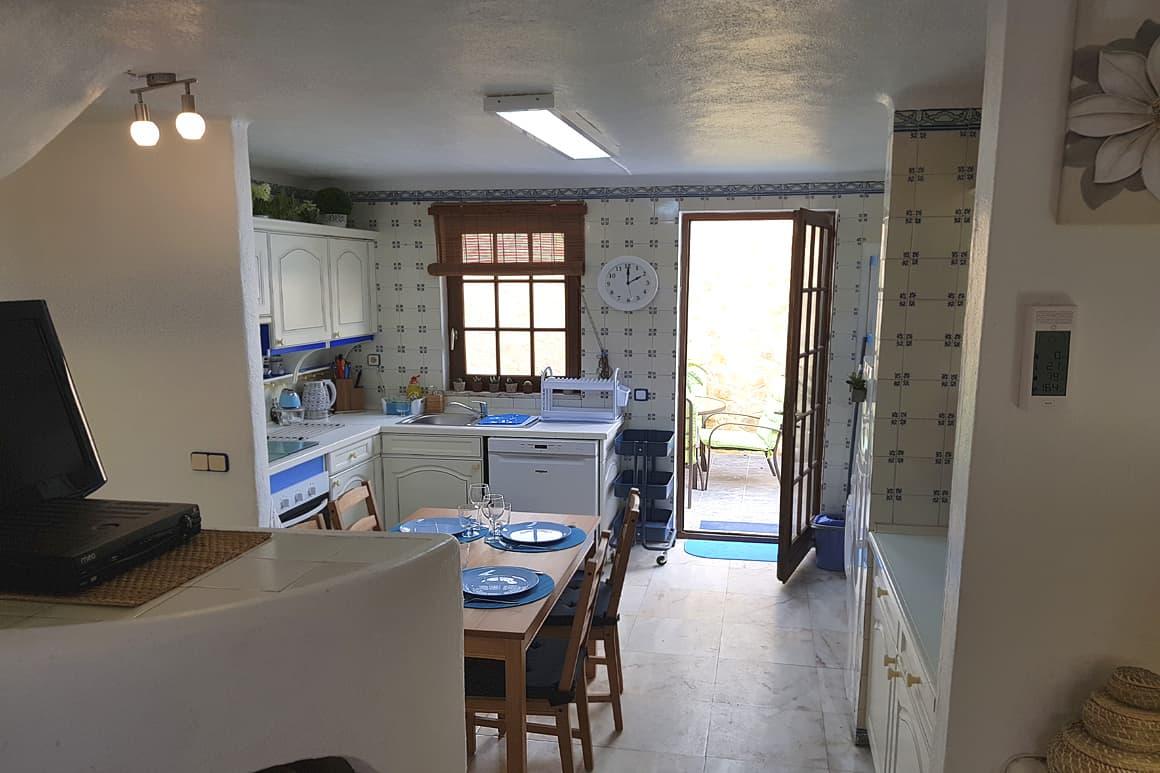 Casinha Kitchen Lagos Algarve Villa Luz