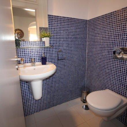 Algarve Luz Bay Villa Guest Toilet
