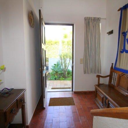 Luz Algarve Villa entrance