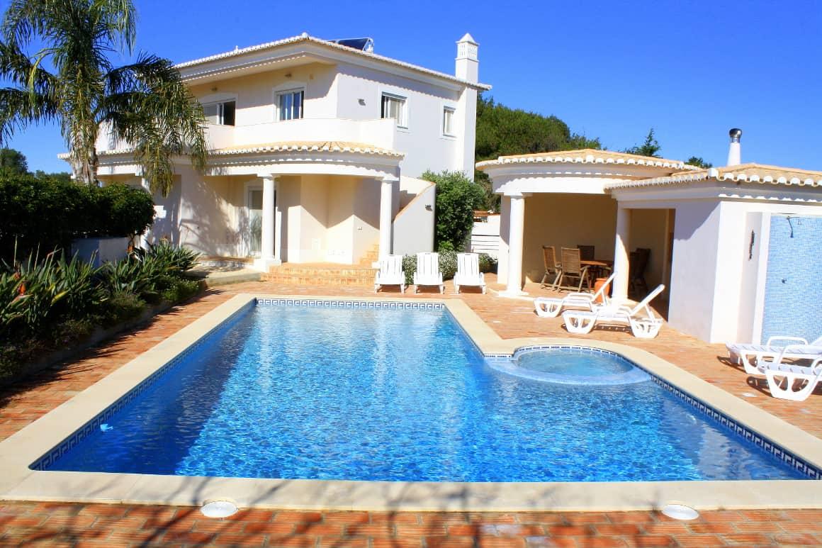Casa Monte Lemos Algarve Villa Rentals 1