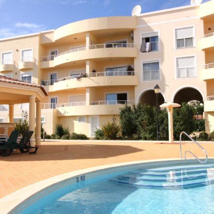 Acacias Apts Pool Algave Villas Luz