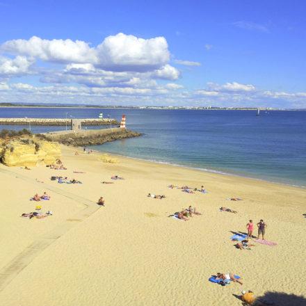 Lagos Batata Beach Algarve Villas Luz