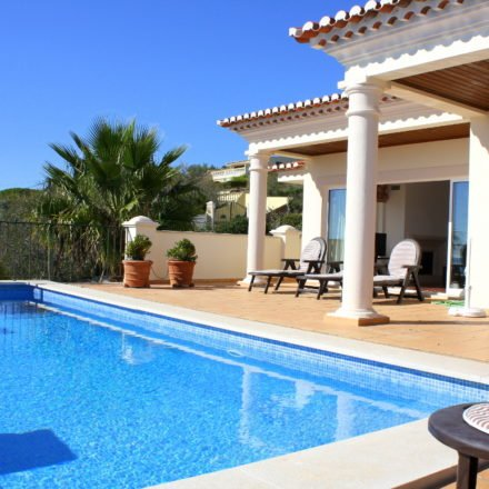 Bonita Luz Algarve Villa Private Pool