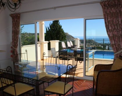 Bonita Algarve Villa Luz Dining Sea View