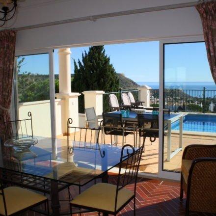 Bonita Algarve Villa Luz Dining Sea View