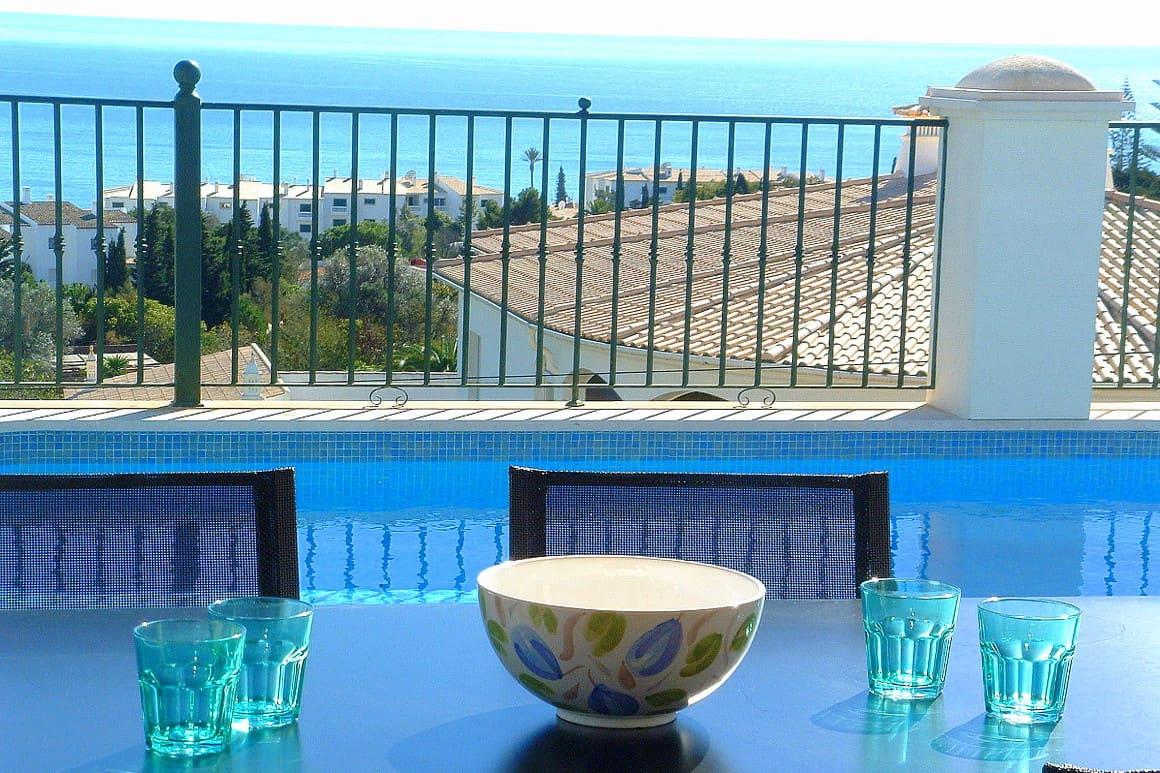 Villa Bonita Luz Sea View