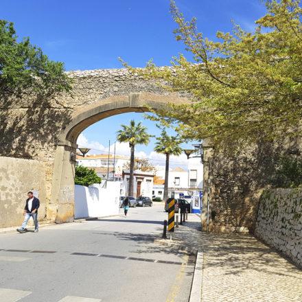 Lagos Town wall Algarve Villa Luz