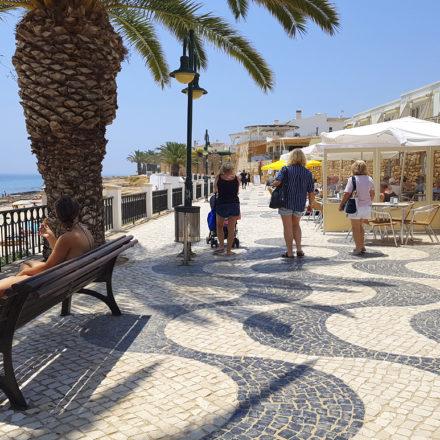 Luz Beach Promenade Algarve Villas Luz