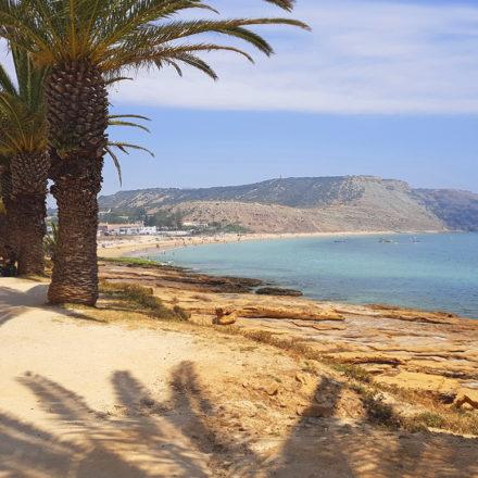 Praia da Luz Blue Flag Beach