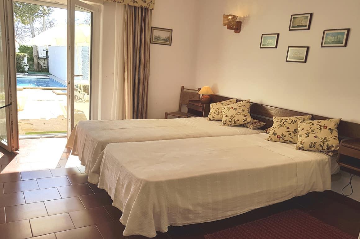 Casa Luz Beach Ensuite Master Bedroom