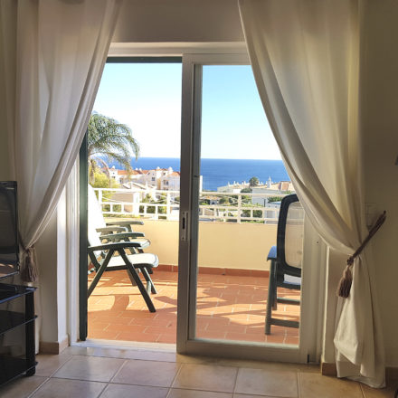 Sea View from Lounge Casa Belamar