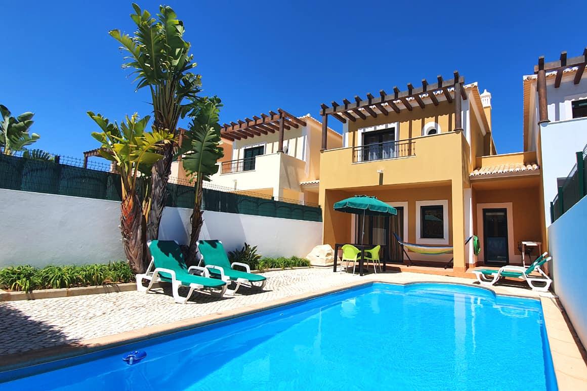 Burgau Casa 16 villa and pool