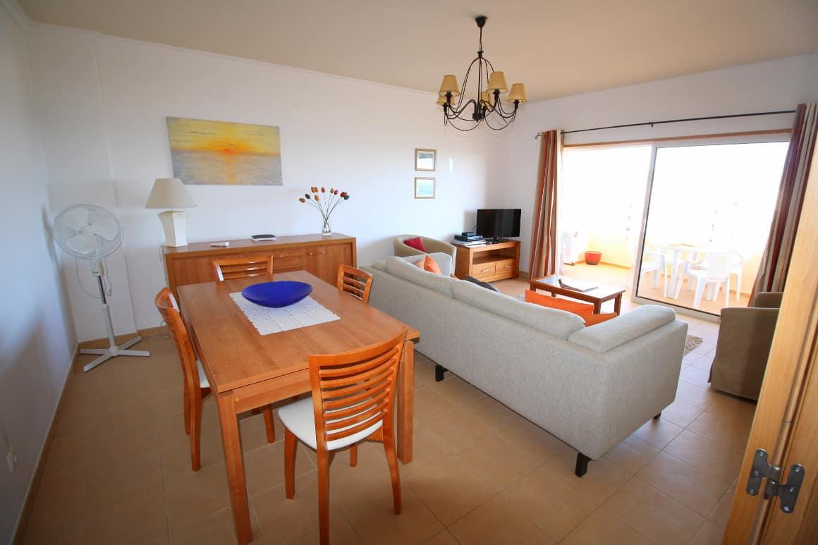 Acacias ApB2F Living Room Algarve Villas Luz