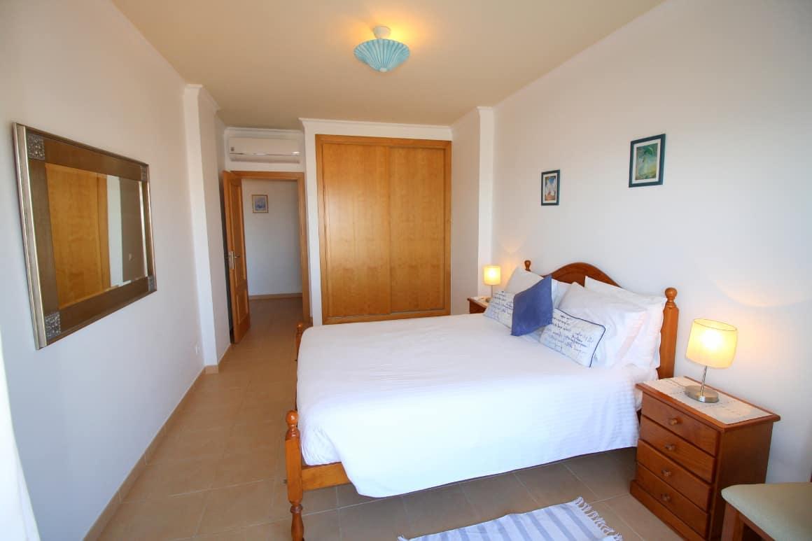 Acacias Ap B2F Bedroom 1 Algarve Villas Luz