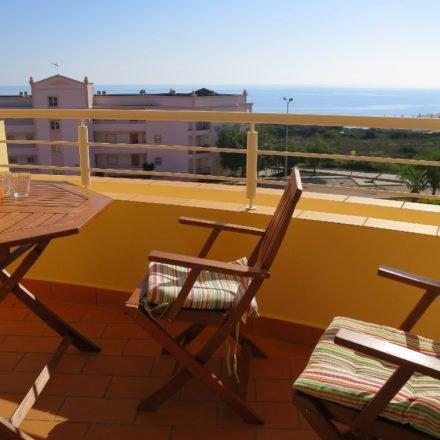 Acacias Apt Veranda Sea Algarve Villas Luz