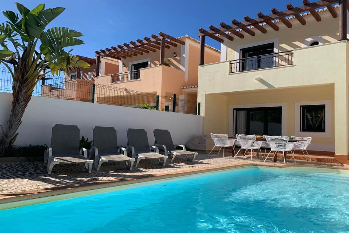 B15 Private Pool Algarve Villas Luz Rentals
