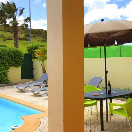 Burgau 15 beside Pool Algarve Villas Luz