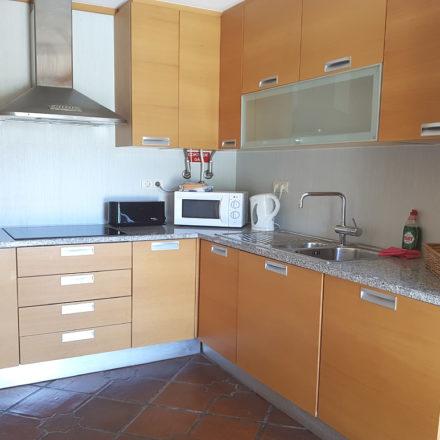 Domus Iberica Burgau Villa 1 Kitchen