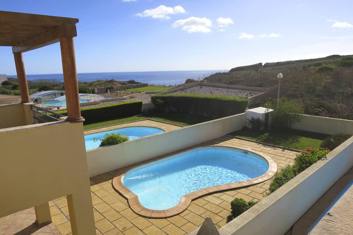 Burgau 3 Algarve Veranda Sea View