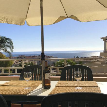 Acacias Villa Luz Belamar Sea View