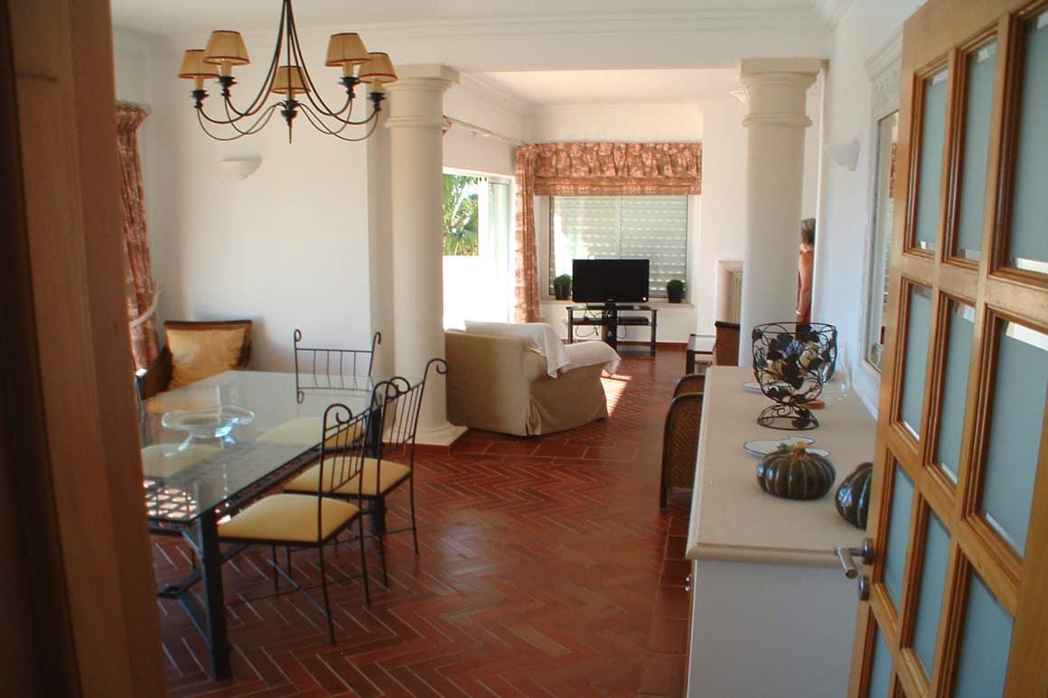 Villa Bonita Algarve Villa Living Area