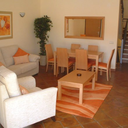 Domus Iberica Burgau Villa 1 Lounge