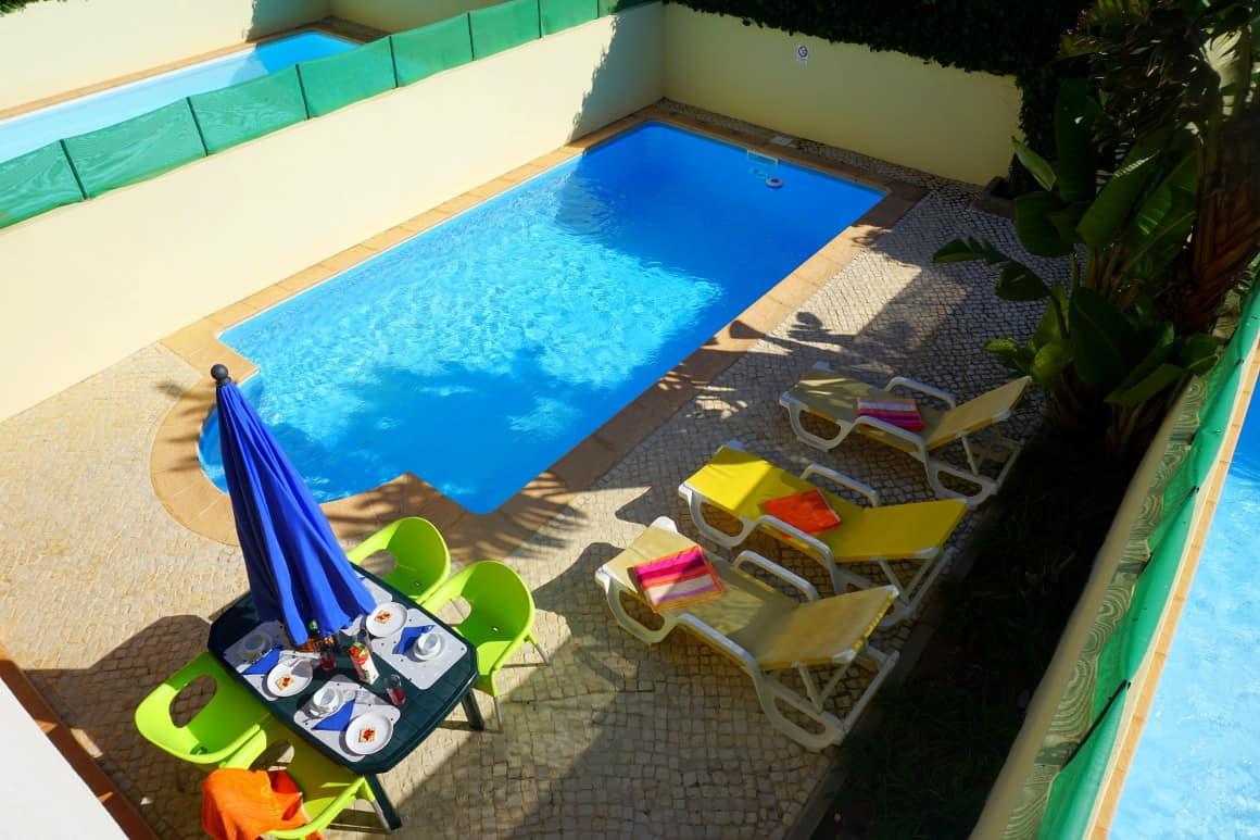 Burgau 15 Pool Algarve Villas Luz3