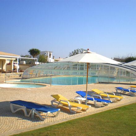 Domus Iberica Burgau Club Shared Pool