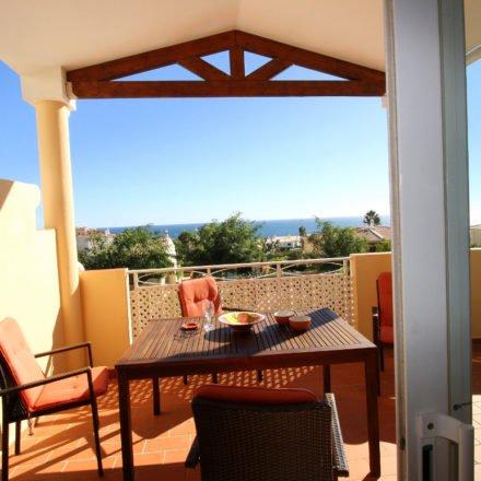 Acacias Villa Sea View