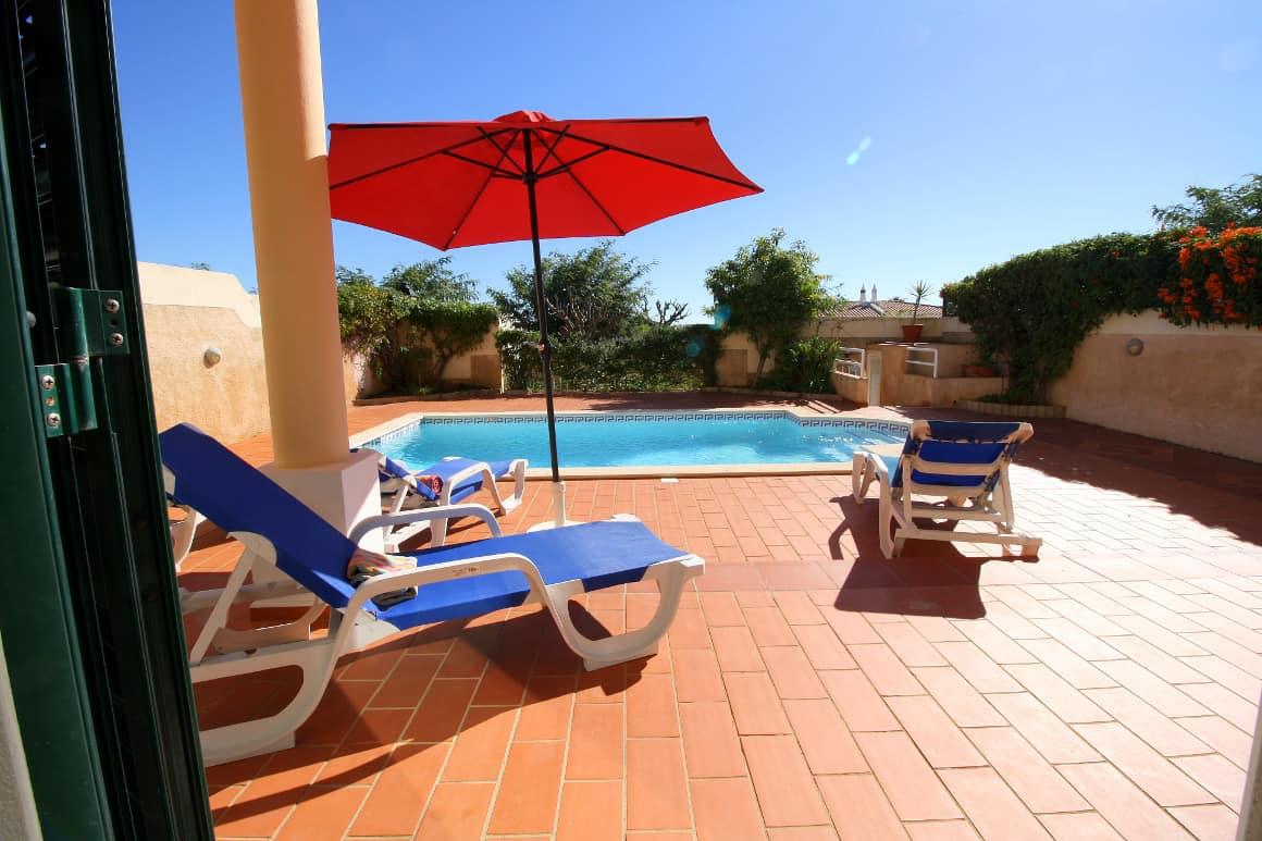 Casa Bela Nova Pool Patio