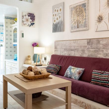 Casinha Sitting Room Algarve Villas Luz