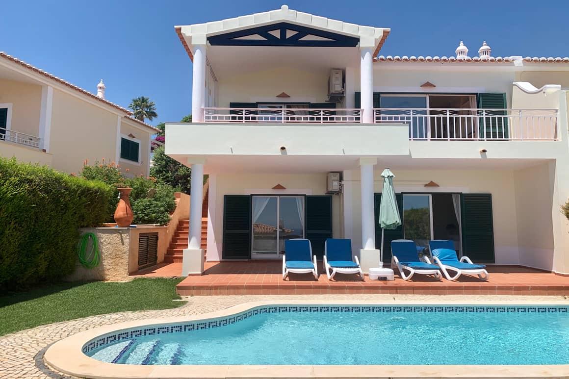 Etoile Private PoolAlgarve Villas Luz