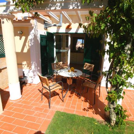 Casa Sossego Kitchen Patio Algarve Villas Luz