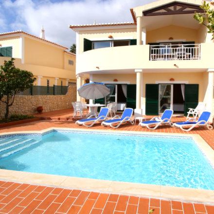 Sossego Pool Villa Algarve Villas Luz