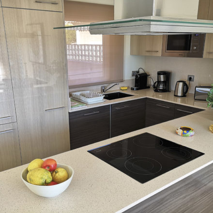 Villa Maria Kitchen Luz Algarve Villa Rentals