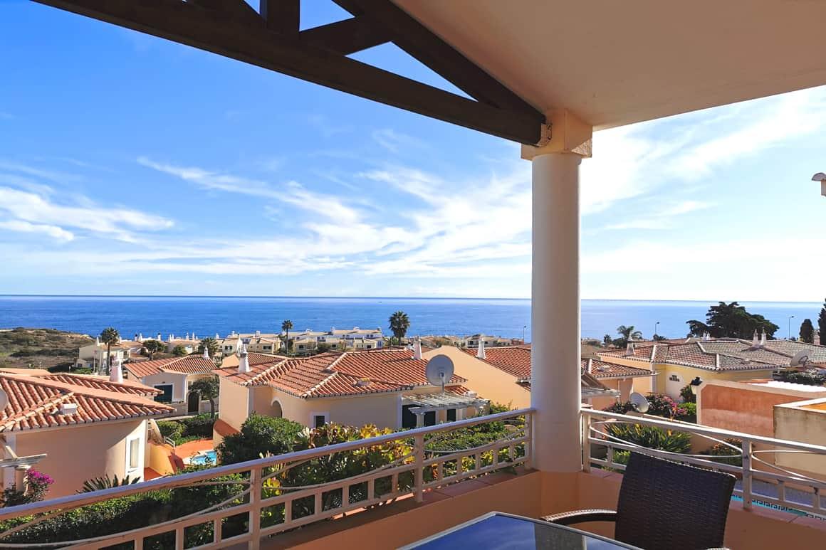 Miranda Sea View Algarve Villas Luz Rentals