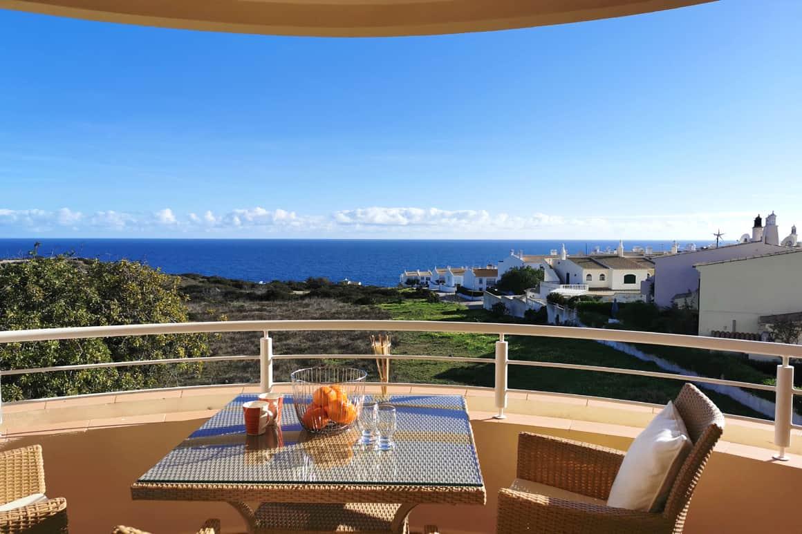 Acacias Apt A1E Veranda Sea View Algarve Villas