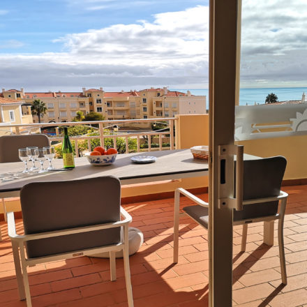 Sossego Veranda Sea View Algarve Villas Luz