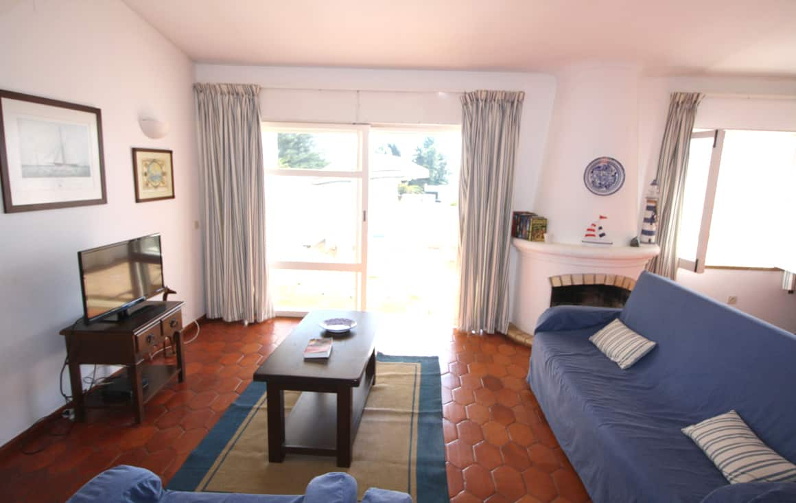 Algarve Rental Bay Villa Lounge