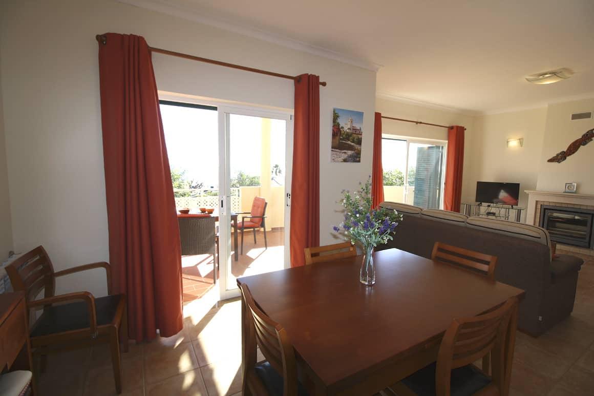 Acacias 22 Casa Bela Nova Living area