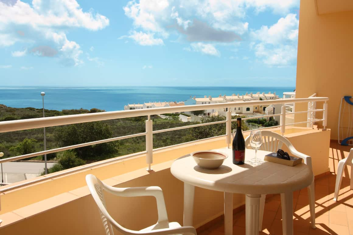 Acacias B2F Veranda Sea Views Algarve Villas Luz
