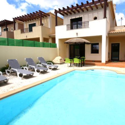 Burgau 15 Pool Algarve Villas Luz