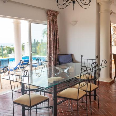 Bonita Algarve Villa Luz Dining Table