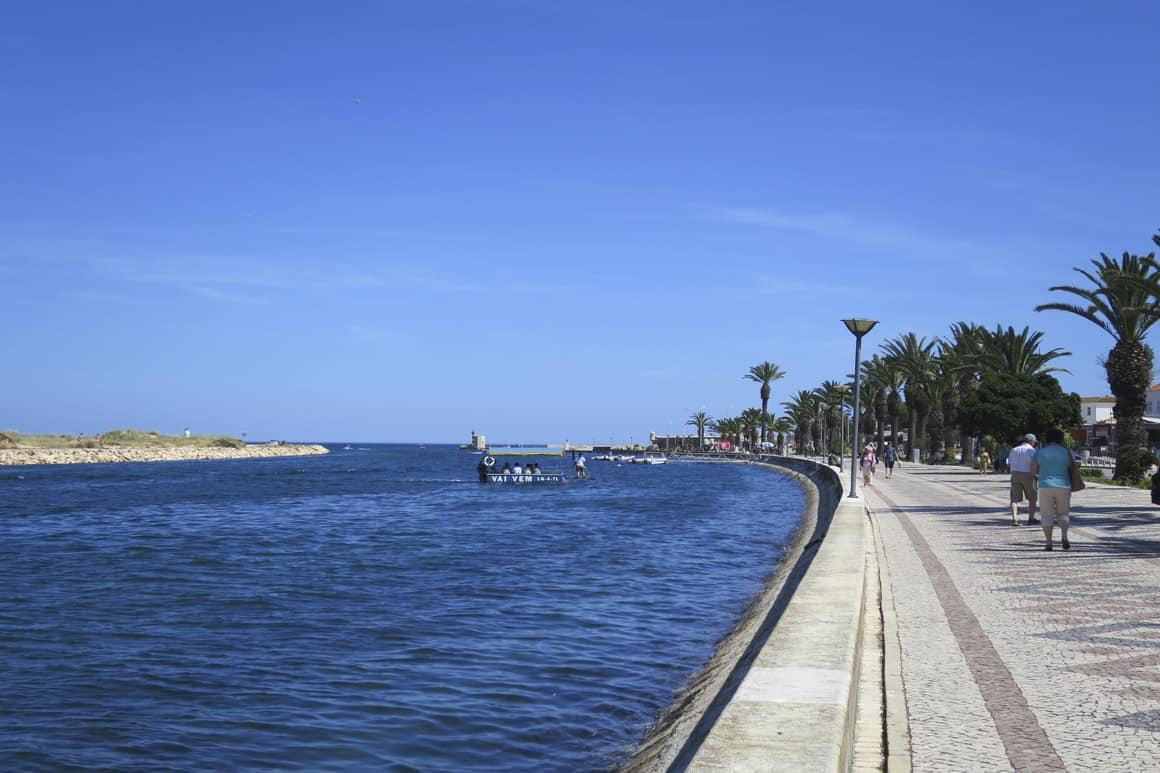 Lagos Vai Vem Passenger Ferry Algarve Villas Luz