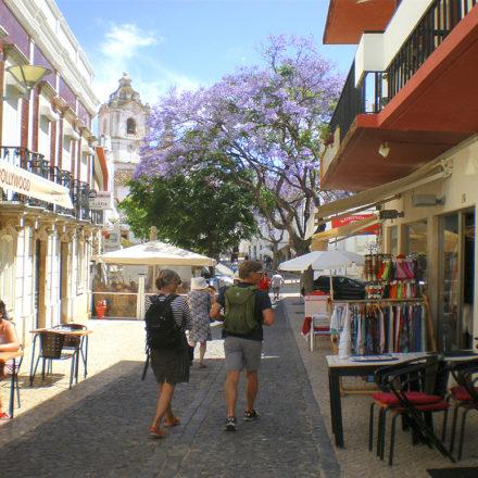 Algarve Lagos Old Town