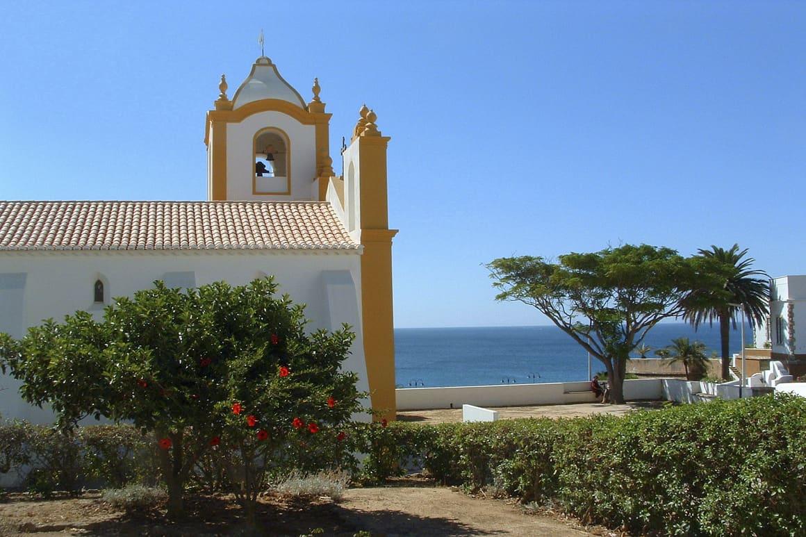 Church in Luz Algarve