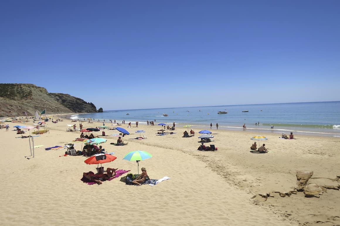 Luz Family Beach Algarve Villas Luz