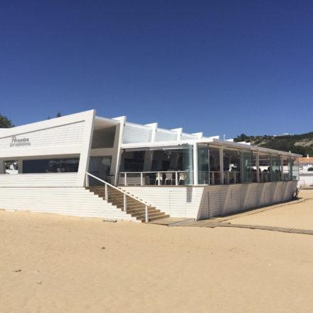 Luz Beach Bar Algarve Villas Luz
